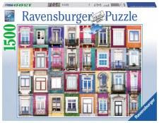 Ravensburger 1500pc Portugese Windows