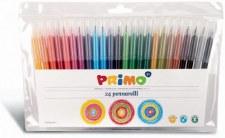 Primo Fine Tip Fiber Markers