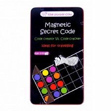 The Purple Cow Magnetic Secret Code Game