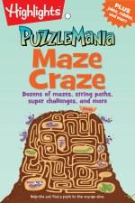 Highlights Puzzlemania Maze Craze