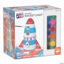 Paint Your Own Rocket Light