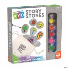 Paint Your Own Story Stones