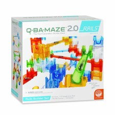 Q-ba-maze 2.0 Rails Builder Set
