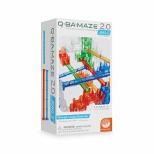 Q-ba-maze 2.0 Straight Away Rails Set