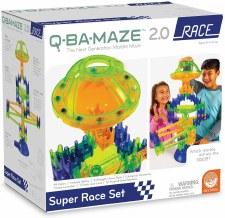 Q-ba-maze 2.0 Race Super Race Set