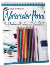 Royal & Langnickel Artist Pack Watercolor Pencils 15pc