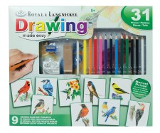 Royal & Langnickel Drawing Made Easy 31pc