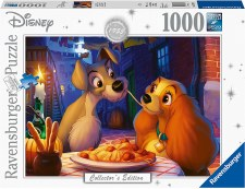 Ravensburger Disney Series Lady And The Tramp 1000pc