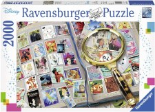 Ravensburger Disney Series My Favorite Stamps 2000pc