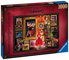 Ravensburger Villainous Queen Of Hearts 1000pc