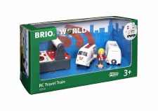 Brio Remote Control Travel Train 33510