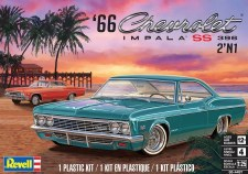Revell 66 Chev Impala Ss 396 2 N 1