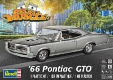 Revell 66 Pontiac Gto