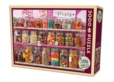 Cobble Hill 2000pc Candy Store