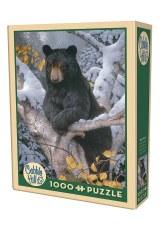 Cobble Hill 1000pc Black Bear