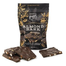 Rogers Chocolate Dark Chocolate Almond Bark