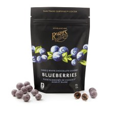 Rogers Chocolate Dark Chocolat Blueberries