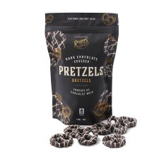 Rogers Chocolates Dark Chocolate Pretzels