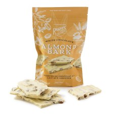 Rogers Chocolate White Chocolate Almond Bark