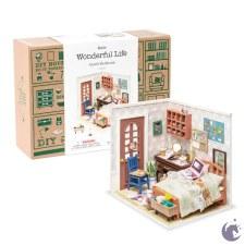 Diy Miniature House Wonderful Life Anne's Bedroom