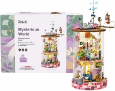 Diy Miniature House Mysterious World Bloomy House