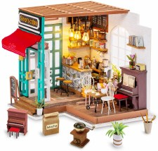 Diy Miniature House Simons Coffee