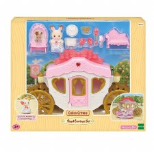 Calico Critters Royal Carriage Set