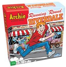 Archie Running Round Riverdale Board Game