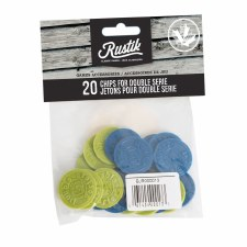 Rustik Double Series Chips 20 Pc