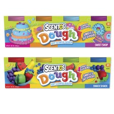 Scentos Scented Dough 4 Pack