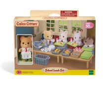 Calico Critters School Lunch