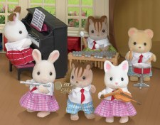 Calico Critters School Music