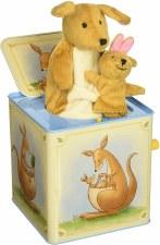 Kangaroo And Baby Too Jack In The Box