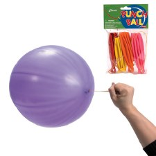 Schylling Classic Punch Ball 4