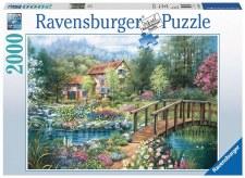 Ravensburger 2000pc Shade Of Summer