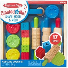 Melissa & Doug Shape Model & Mould