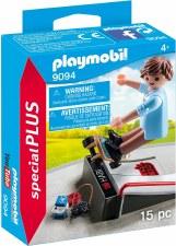 Playmobil Skateboarder With Ramp