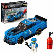 Lego Speed Champions Chev Camaro Zl1 Race Car