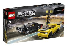 Lego Speed Champions 2018 Dodge Challenger And 1970 Charger