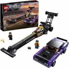Lego Speed Champions Mopar Dodge Srt Dragster & 70 Challenger