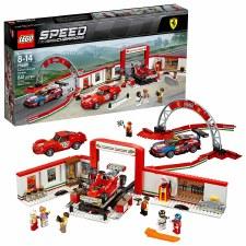Lego Speed Champions Ferrari Ultimate Garage 75889