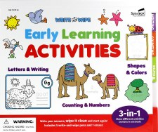 Spicebox Early Learning Activities
