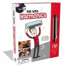 Spice Box Fun With Harmonica