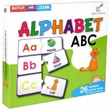 Spicebox Alphabet Abc Match And Learn