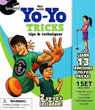 Spicebox Yo-yo Tricks