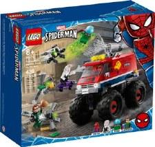 Lego Spider Mans Monster Truck Vs Mysterio 76174