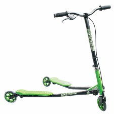 Sporter S3 Scooter Green