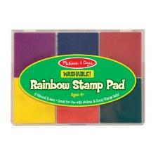 Melissa & Doug Stamp Pad Rainbow