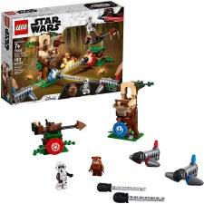Lego Star Wars Action Battle Endor Assualt 75238