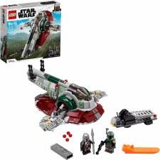 Lego Star Wars Boba Fetts Starship